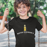 "MR ROBINSONS ""PUMPS"" T-SHIRT FOR KIDS"