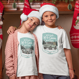 "LAND ROVER ""LET IT SNOW"" T-SHIRT FOR KIDS"