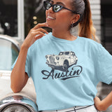 AUSTIN A35 T-SHIRT FOR WOMEN