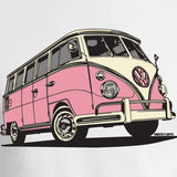 VOLKSWAGEN BUS LADIES FIT T-SHIRT
