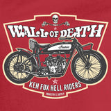 Wall of Death Ken Fox Hell Riders