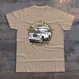 LAND ROVER SERIES 2A T-SHIRT