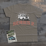 LAND ROVER SERIES IN STOCK SHIRTS