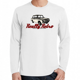 REALLY RETRO IMP LONG SLEEVE T-SHIRT