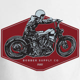 BOBBER SUPPLY T-SHIRT FOR WOMEN
