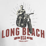 BSA LONG BEACH LONG SLEEVE T-SHIRT