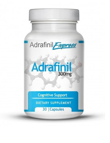 Adrafinil 30 Capsules @300mg | 99.43% Pure | Zach Attack Supplements