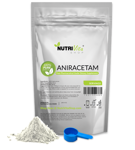 100% Pure Aniracetam Powder