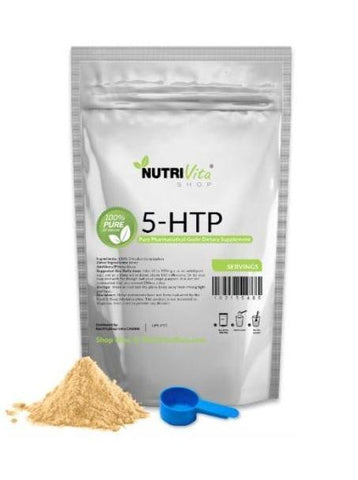 100% Pure 5-HTP Powder