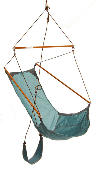 NEW Traveller Hammock Chair Green
