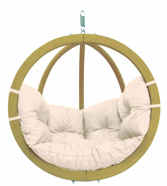 Byer of Maine's Globo Single Chair - Hanging Chair | Hamikk.com