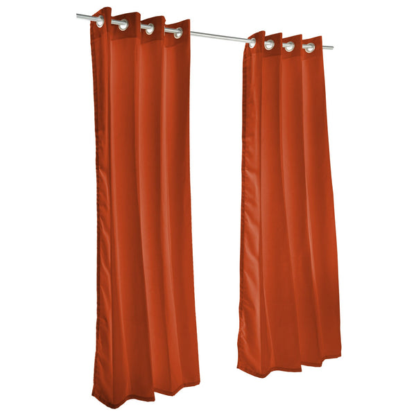Sunbrella Curtains - Canvas