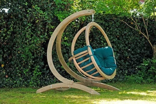 Byer of Maine's Globo Single Chair Stand - Hammock Stand | Hamikk.com