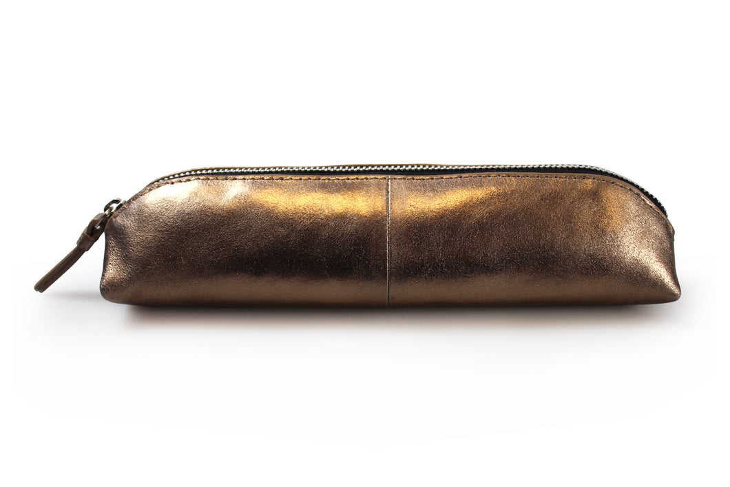 Holland Pencil Case - Bronze