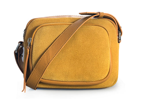 Candace Yellow - Crossbody / Belt Bag
