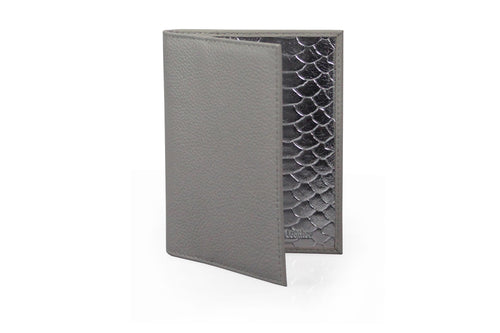 Fleet - Passport Holder - Silver