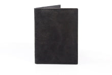 Fleet - Passport Holder - Black