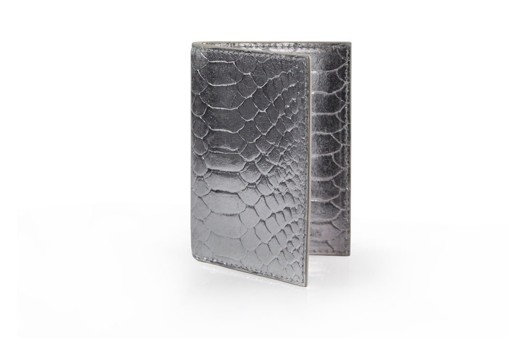 Oxford - Card Holder Silver