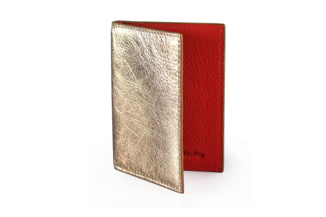 Oxford - Card Holder Bronze