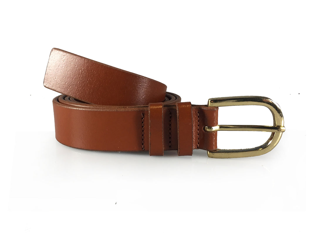 Sinclair - Leather Jeans Belt