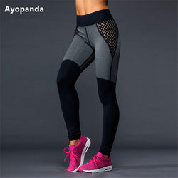 Leggings yoga femme collant