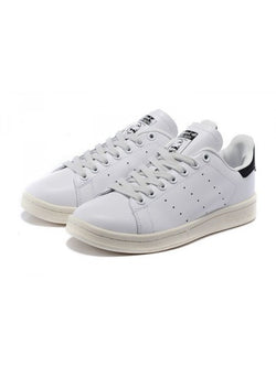 Adidas Originals Stan Smith couleur blanc / noir - 72h PrixCoûtant