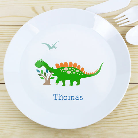 Buy Personalised Childrens Dinner Plates £6.99 at Gift Moments