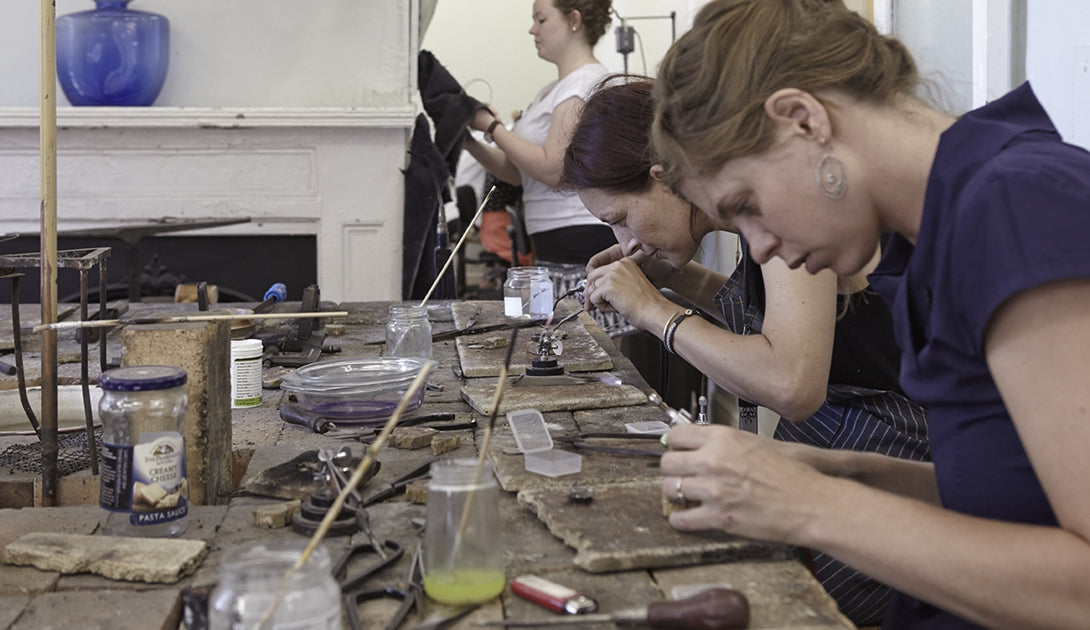Producing great work in Jewellery
