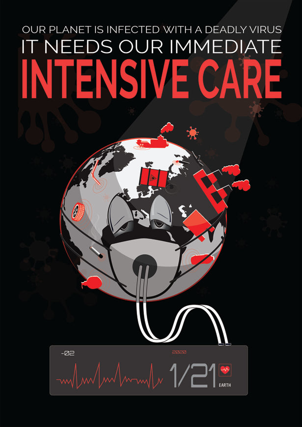 World Care Poster