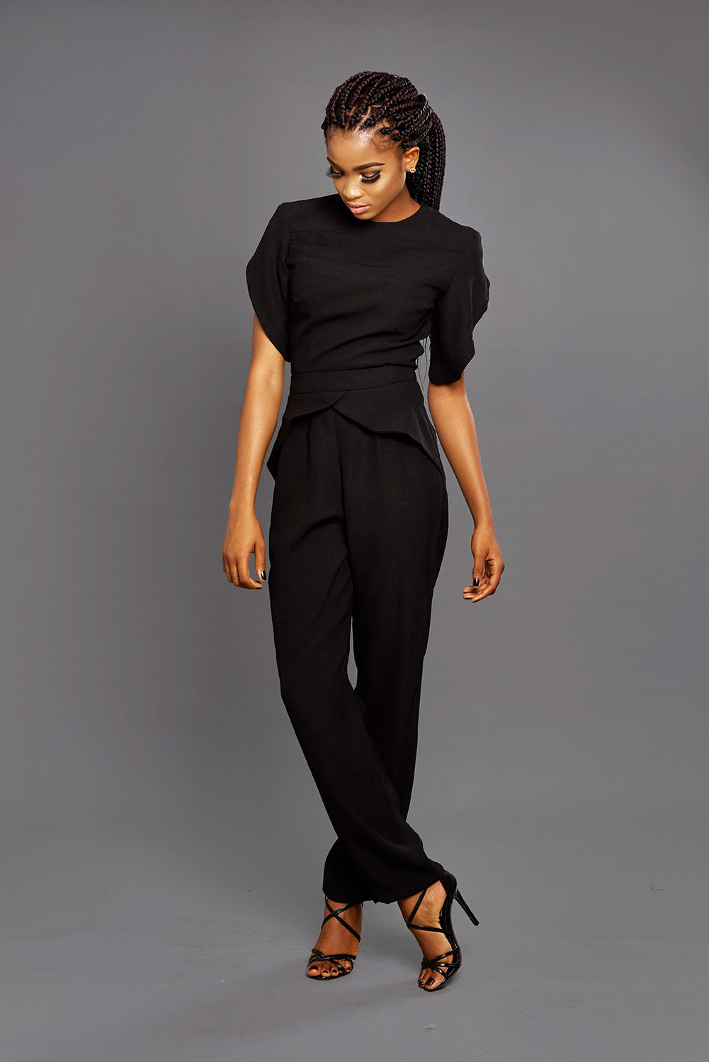 Peplum Pants