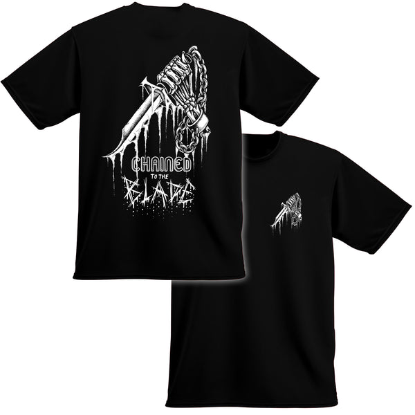 Chained to the Blade - Tshirt