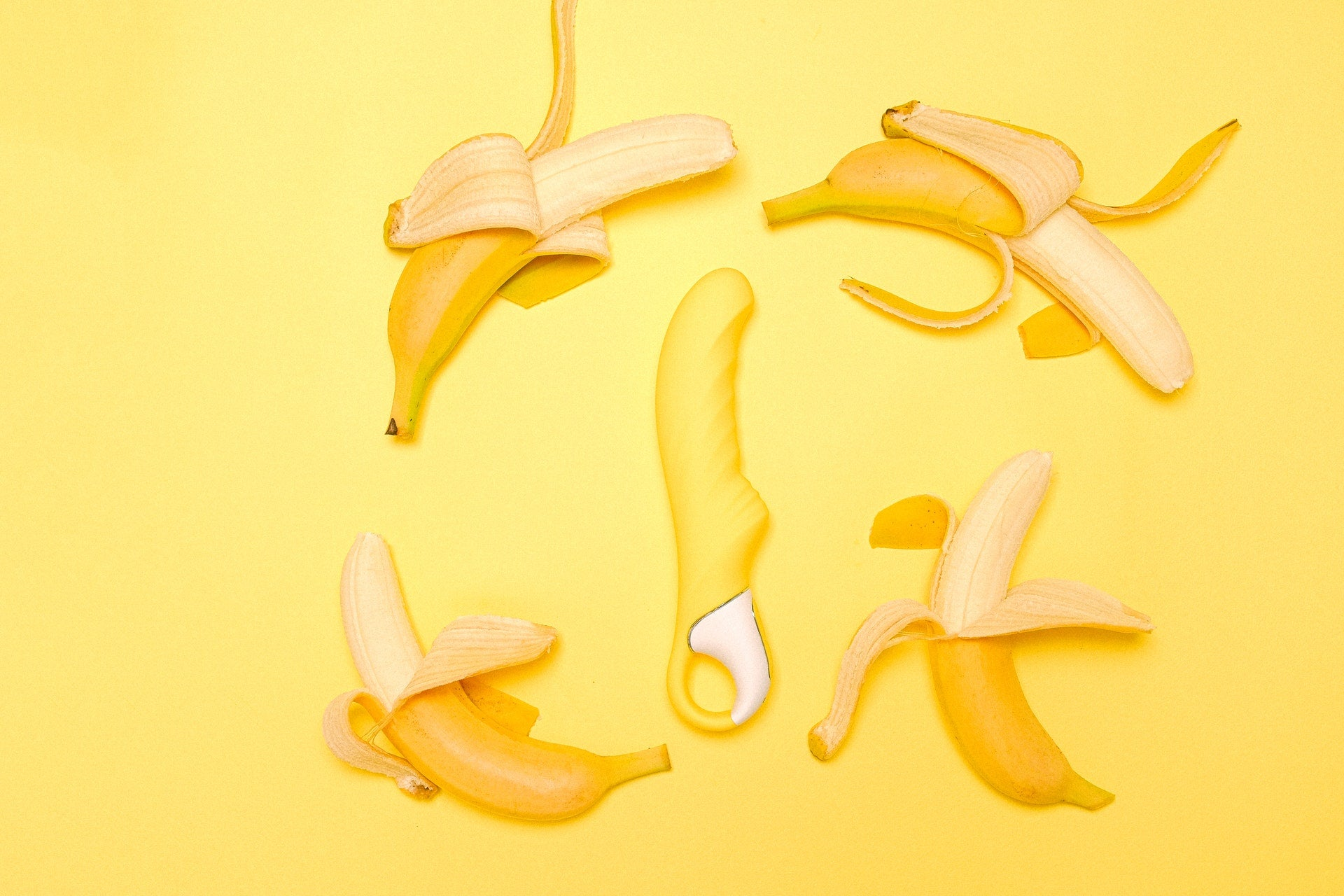 Bananas and Sex Toys