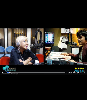 Monster RX 931 - Heard On Thursday - Eleanor Leung Interview
