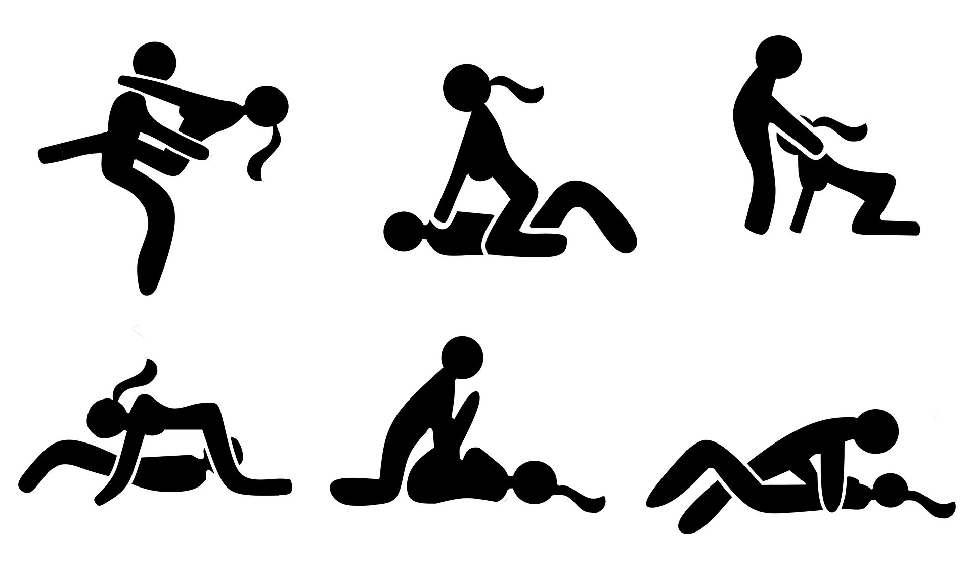 Different Sex Positions