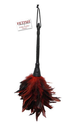 Fetish Fantasy Series Frisky Feather Duster Bondage