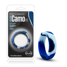 Performance Blue Camo Ring