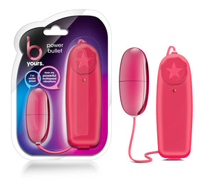 B Yours Power Bullet Cerise