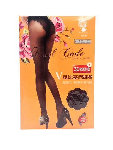 KT-4536 Charm Tights