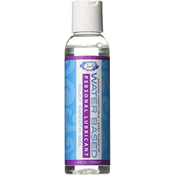 Cloud 9 Water Based Personal Lubricant 4 oz
