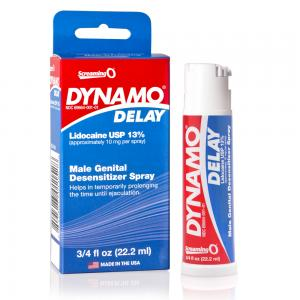 Dynamo Spray 3.4oz