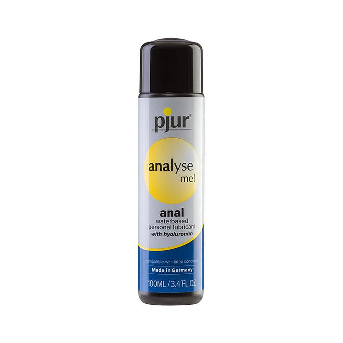 Pjur Analyse Me Anal Waterbased Lube 100ml