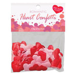 Romantic Heart Confetti Toys