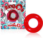 Red Screaming O Ring O Toys
