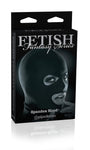 Fetish Fantasy Series Limited Edition Spandex Hood Black Bondage