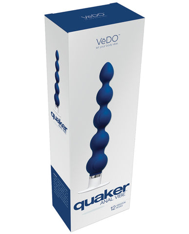 Vedo Quaker Anal Vibe Anal Toy
