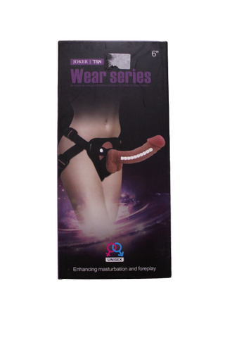 Wear Series 6 Strap On Harness