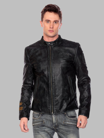 ROYE Leather Jacket
