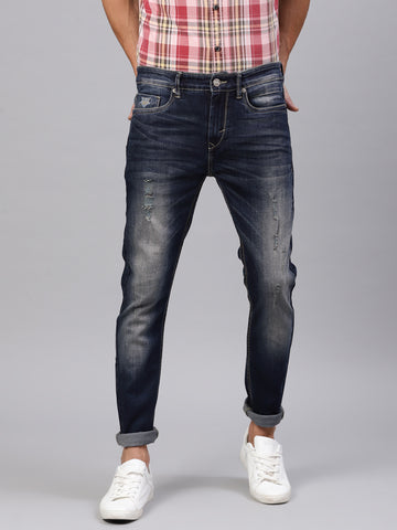L.Distress DB Denim