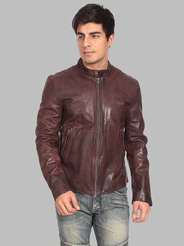 DW Leather Jacket