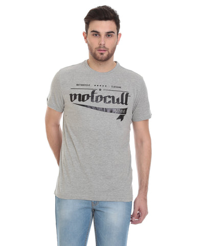 Printed T-Shirt- Motocult MMVI